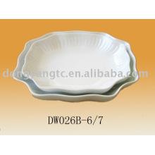 Cuenco de ensalada de la flor de la porcelana al por mayor directo de la fábrica, cuenco de arroz, cuenco de sopa, cuenco de cerámica, cuenco del postre, cuenco del bocado