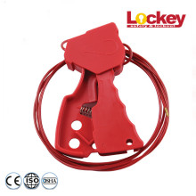 Universal Multipurpose Cable Lockout For Locking Valves