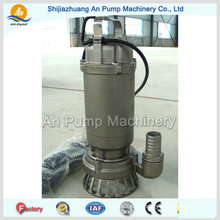 River Sea Water Treatment Submersible Pump for Demineralized Water