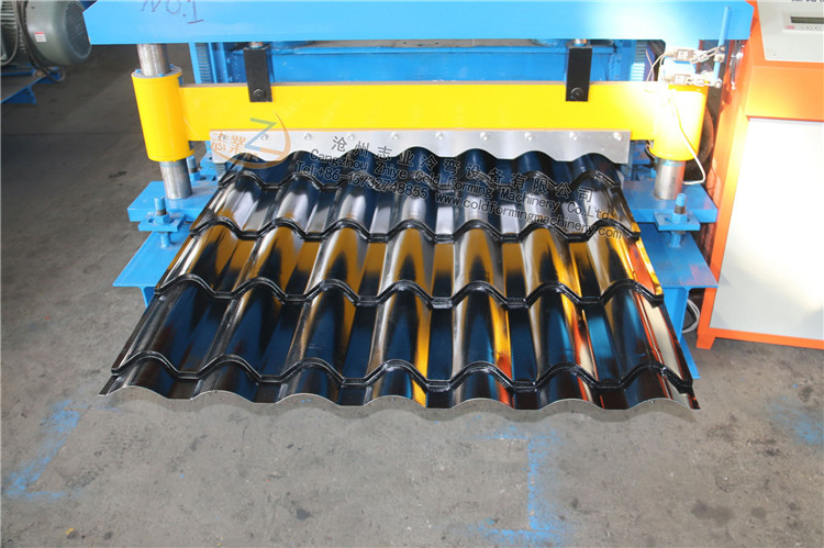 glazed tileforming machinery