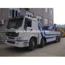 china hubei fábrica venta directa howo wrecker camiones de remolque