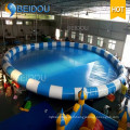 Popular Commercial Giant Adult Inflatable Pools Large Inflatable Swimming Pool