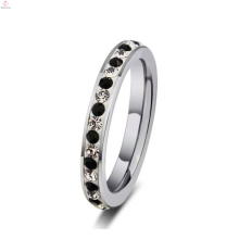 Metal silver ring diamond jewelry,silver stackable rings for women cheap jewelry