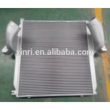 Aluminium-Muldenkipper Turbo-Ladeluftkühler für Mercedes-Benz-Ladeluftkühler 9425010201 NISSENS: 96972