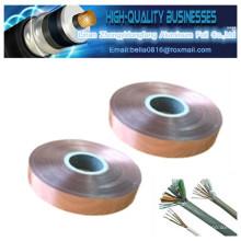 Медь фольга ламинат полиэфирной пленки Cu Pet ленты для кабеля