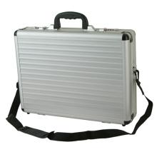 Silberner Aluminiumwerkzeug-Kasten für Haushalts-Werkzeug-Satz