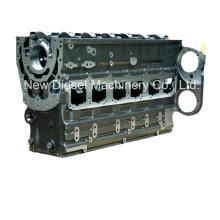 Piezas de motor Cummins Cylinder Block Nta855