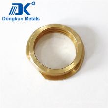 Usinage CNC personnalisé Armoire en cuivre