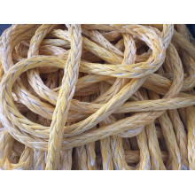 Ultra High Molecolar Weight Polyethylene Ropes, Mooring Rope