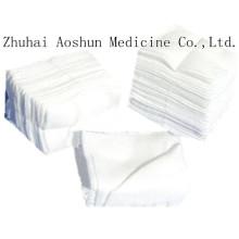 Bandagem elástica médica descartável do Crepe