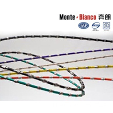 Diamond Wire Saw For Quarrying Monte-bianco high quality diamond cutting wire