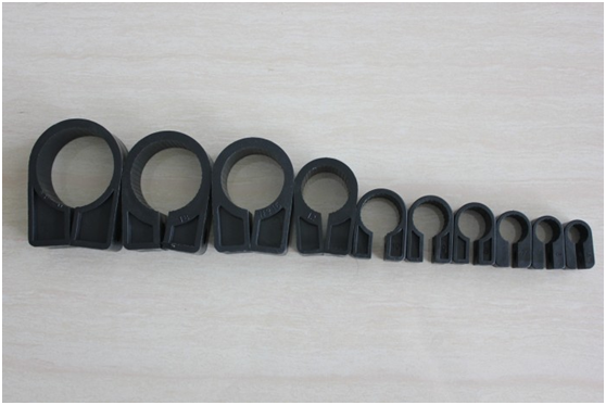 armoured cable cleats
