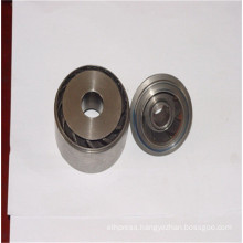 Blade guide wheel for electric pump