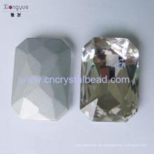 Rechteck-Kristall-Perlen-Handwerk