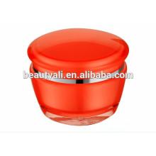 15ml 30ml crème pour le visage 50ml jarres acryliques à vendre, pots acryliques pour produits cosmétiques