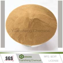 Mélange concret de sulfonate de naphtalène de sodium / superplastifiant