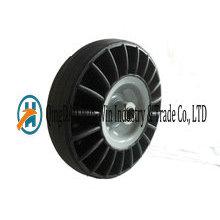 10-Zoll-Vollgummi-Räder für Handwagen