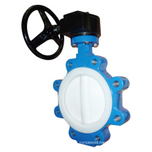 Lug Butterfly Valve with Teflon Seat