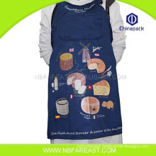 Top quality CE standard new design kitchen print apron