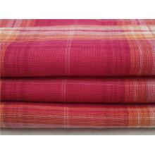 100%Cotton Yarn Dyed Fabric Shirting