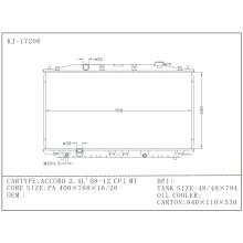 Autokühler für Accord 2.4l′ 08-12 CPI Mt