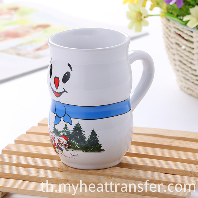 Personalized christmas mugs