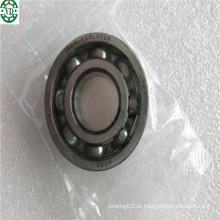 15 * 35 * 11mm tipo aberto rolamento de esferas profundo do sulco para o motor SKF 6202