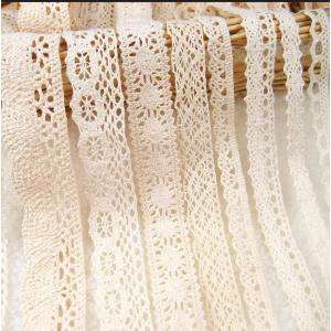 Lace Decorated 1/2cm Elastic Tape for Clothing