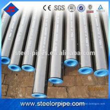 Din 17175 tubos de acero sin costura de fábrica