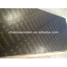best quality cheap price WBP poplar core film faced plywood