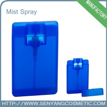custom flat PP Fine mist spray 20/410 with lid