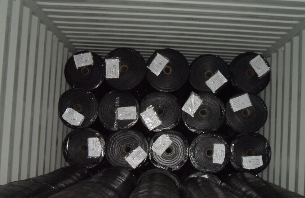 Jarum Punched Geotextile Nonwoven PET