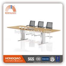 ДТ-08 древесины конференц-стол 3м конференции таблицы встречи таблицы на 8 человек