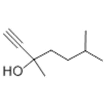 3,6-DIMETHYL-1-HEPTYN-3-OL CAS 19549-98-5