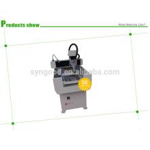 Metal gravura máquina SG4040 cnc madeira router