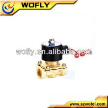 Niedrige Preis Verdickung Spule Kleine elektrische 12V Wasser Solenoid
