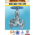 304 2 Inch Stainless Steel Globe Control Valve