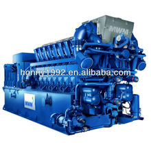 Electric Efficiency 45% Germany Natural Gas Generator