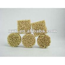 Фильтр пены zirconia керамический для металлолитейного производства