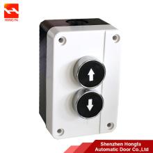 Accesorios de la puerta Interruptor de botón manual eléctrico