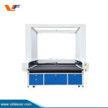 Laser Cutter For Cloth With Panoramic Camera