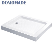 Shower tray artificial stone by cultured marble