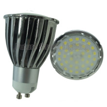 GU10 LED Spotlight 6.5W 600lm 24PC 2835SMD LED (GU10AA2-36S2835)