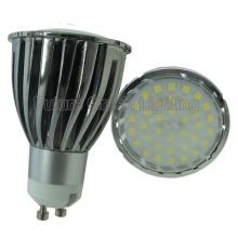 GU10 Светодиодный прожектор 6.5W 600lm 24PC 2835SMD LED (GU10AA2-36S2835)