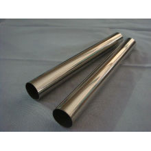 304 316 201 202 Stainless Steel Welded Tube For Furniture Astm A554, A312, A249