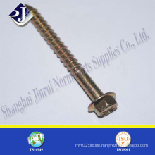Asme Standard High Strength Hex Flange Screw