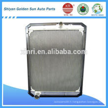 THACO Truck Parts Truck Radiator WG9725530129 pour Chinese Howo Truck