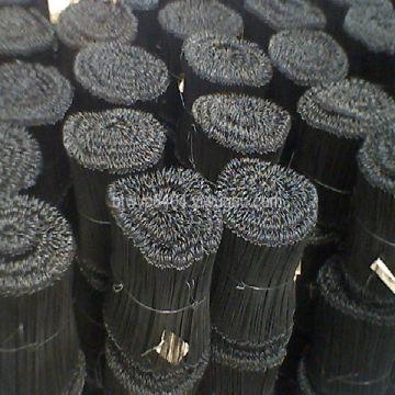 Barra de aço macia galvanizada gravatas personalizadas