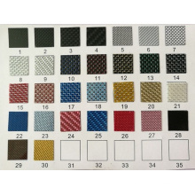 Colorful Switch Plate Covers Full Fiber Carbon
