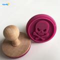 Timbres Pirate Skull Bones de nouveau style